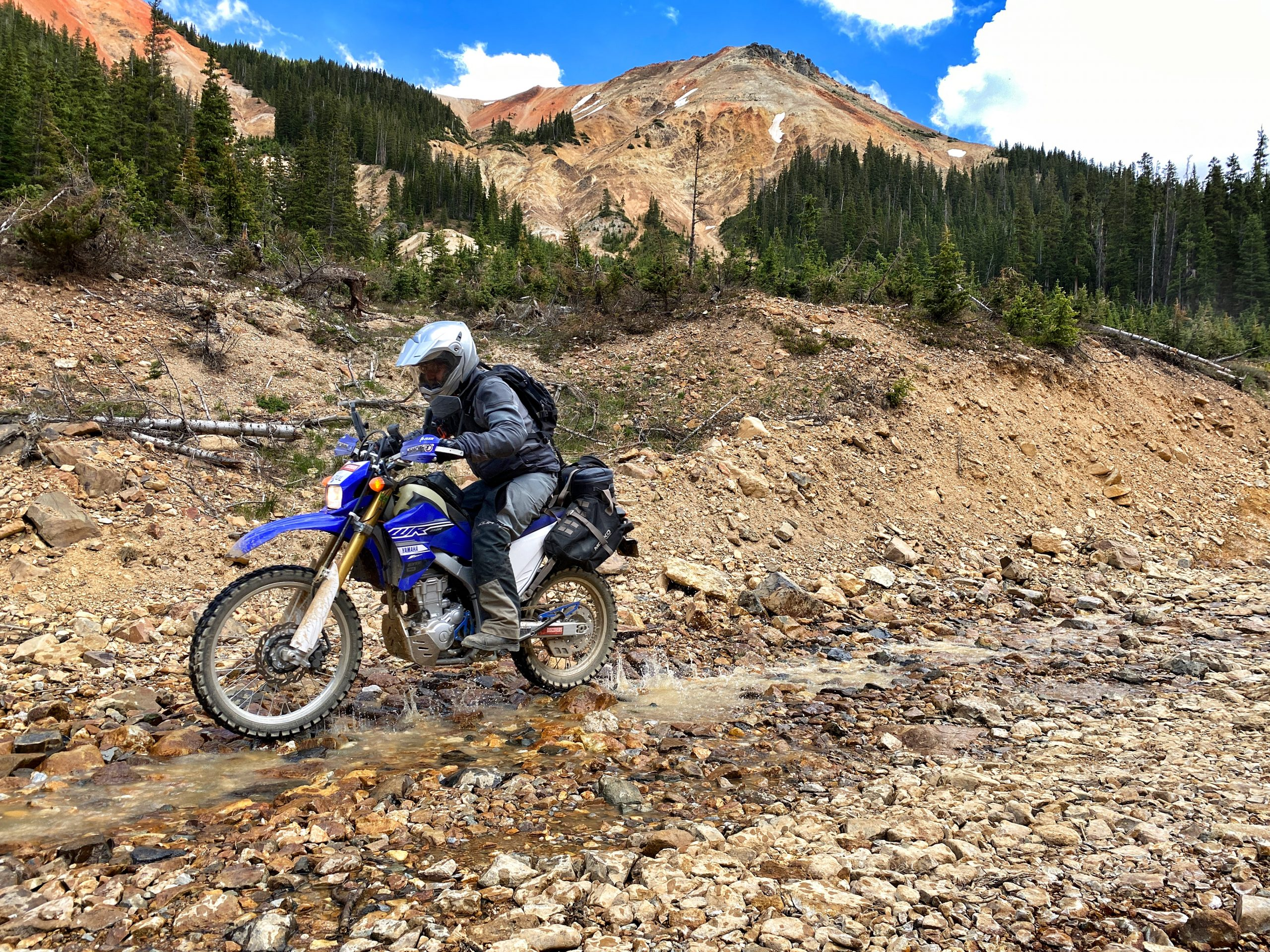 Rent a Yamaha WR250R to Explore the wilds of Arizona and Colorado
